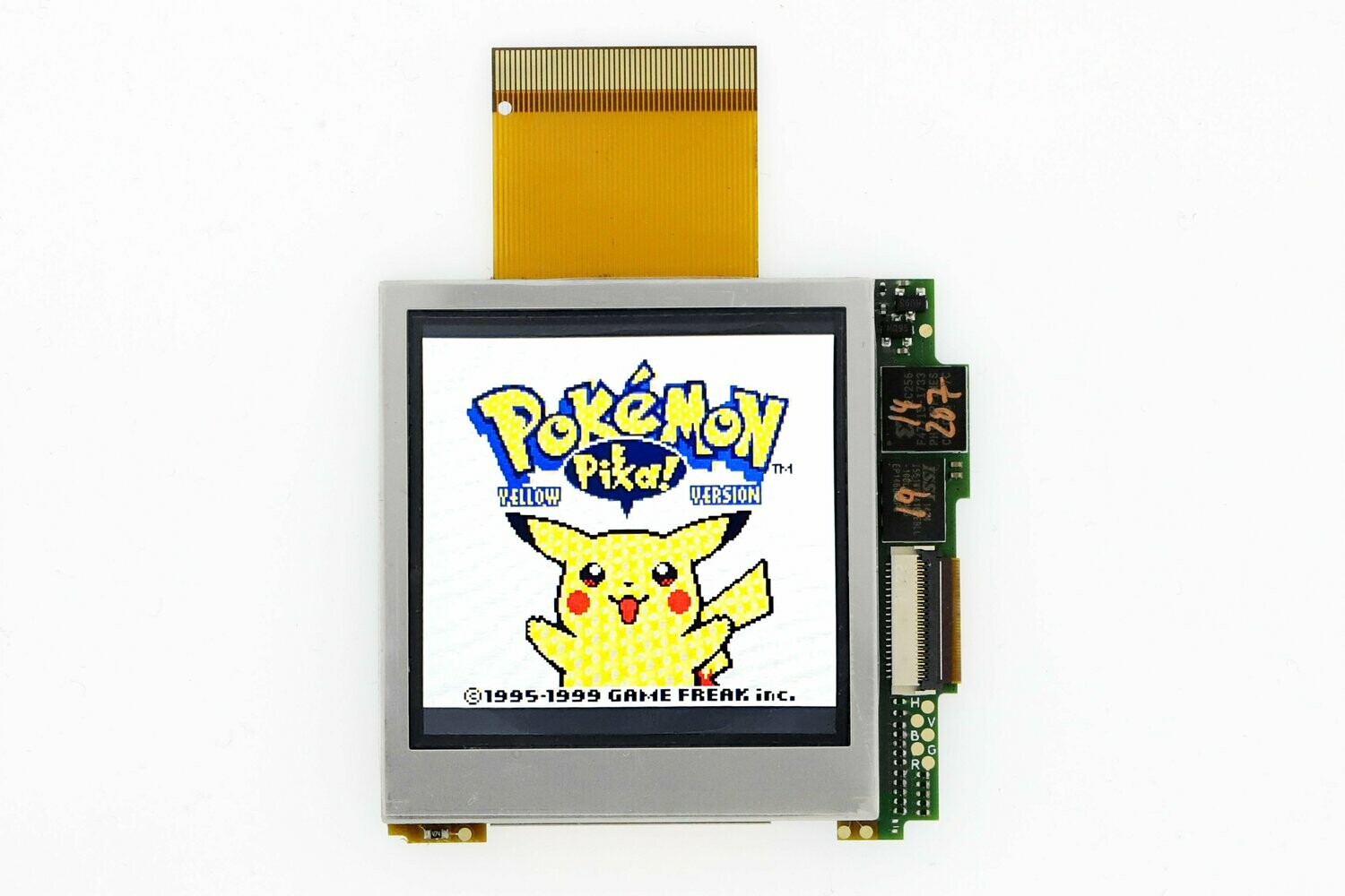 Game Boy Color Backlit LCD Screen