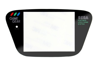 Game Gear Glass Screen Protector