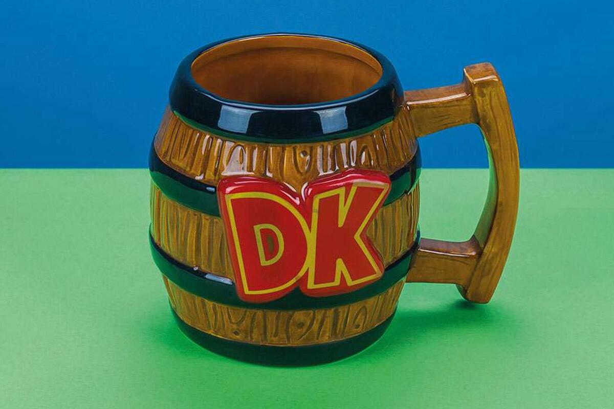 Donkey Kong Huge Mug