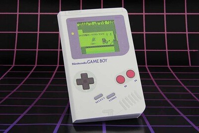 Game Boy Notepad A6 Softback
