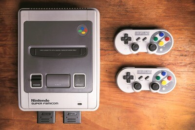 Super Famicom (SNES) Prestige Edition