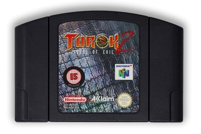 Turok 2: Seeds of Evil (N64 PAL)