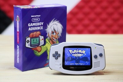 Game Boy Advance: Prestige Edition (RetroSix ABS)