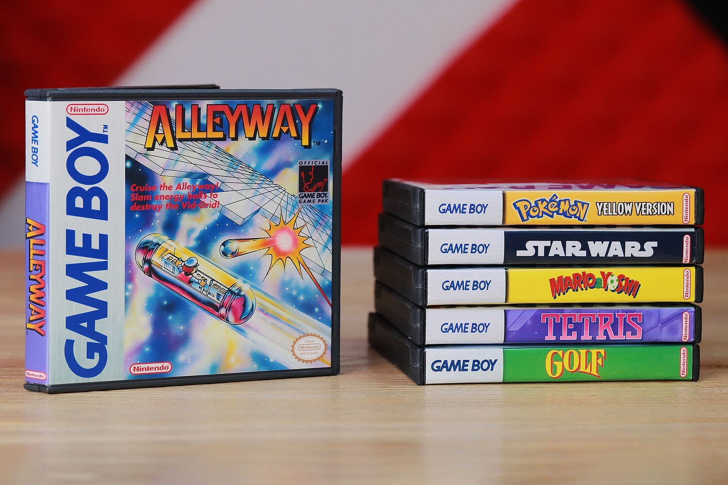 5x Universal Game Cases (Game Boy / Color / Advance / DS)