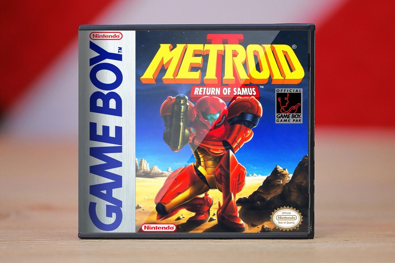 Metroid II: Return of Samus (Game Boy)