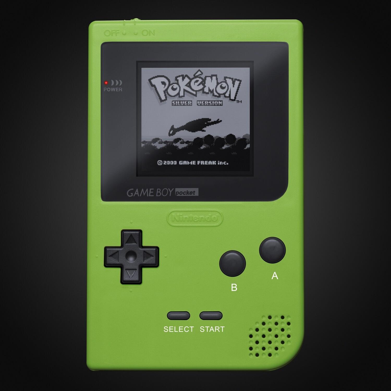 Game Boy Pocket: Prestige Edition (Lime Green)