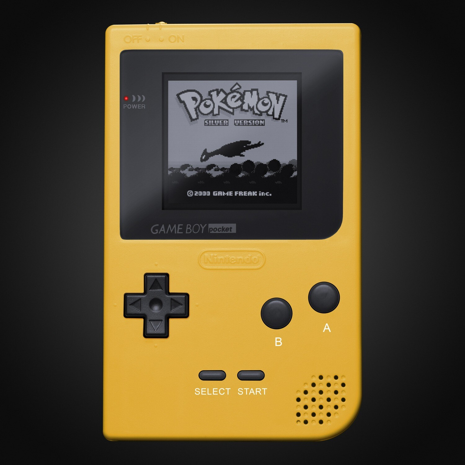 Game Boy Pocket: Prestige Edition (Yellow)