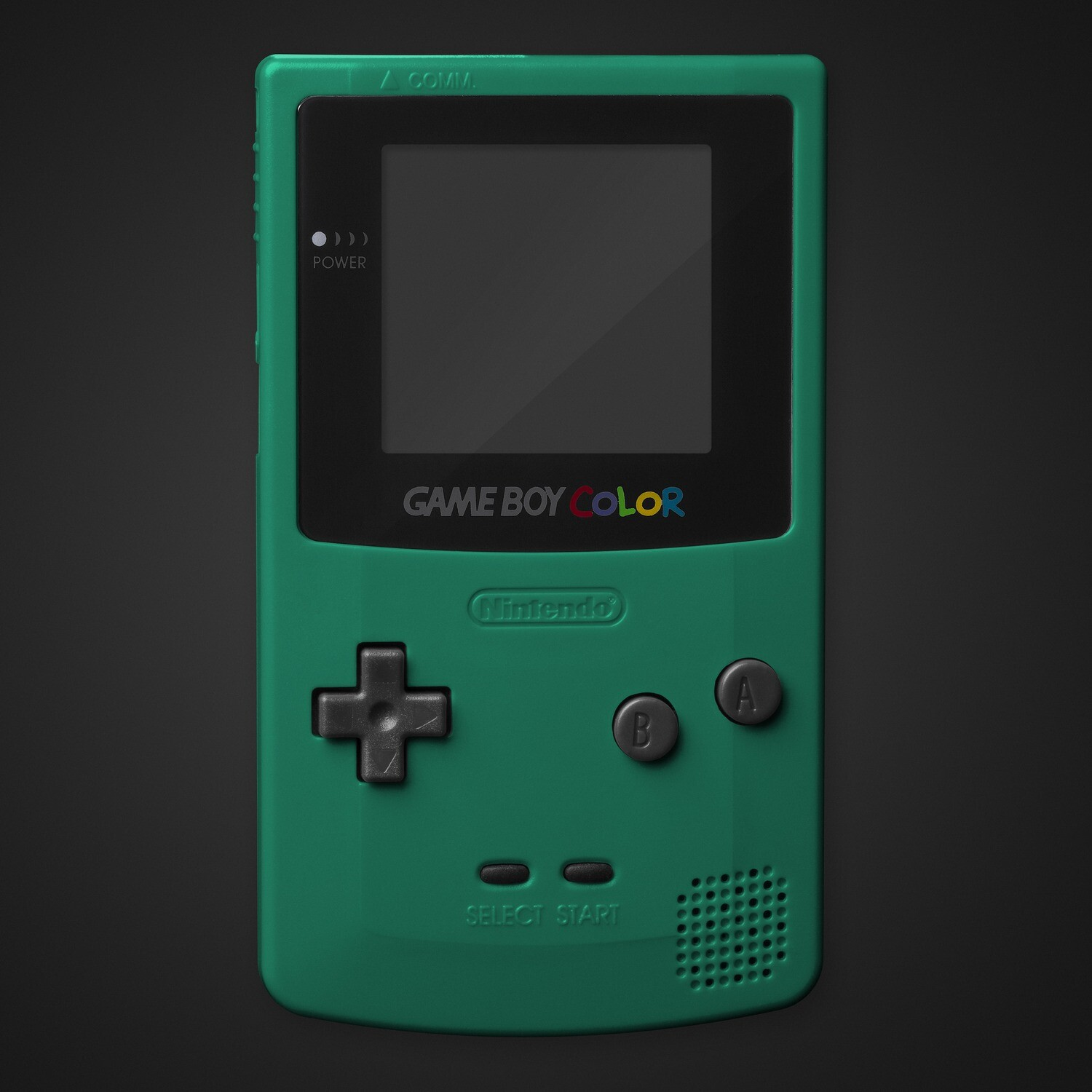 Game Boy Color Shell Kit (Blue Green)