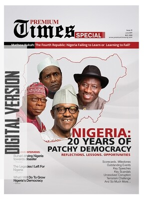 Head of state Archives - Premium Times Nigeria