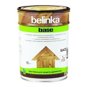Belinka Base (1 л.) Грунтовка–антисептик глубокого проникновения