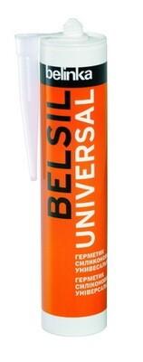 Belinka Belsil Universal (280 мл.) - силиконовый, универсальный, белый