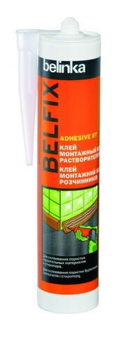 Belinka Belfix Adhesive BT (300 мл.) - акрилатный монтажный клей