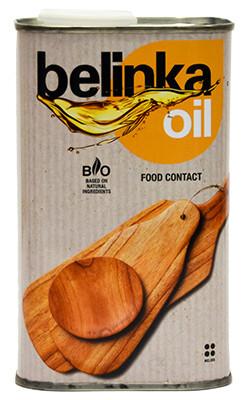 Belinka масло для древесины (0,5 л.) - соприкосающейся с продуктами питания FOOD CONTACT