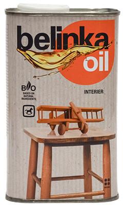 Belinka масло для древесины (0,5 л.) - с добавлением воска INTERIER