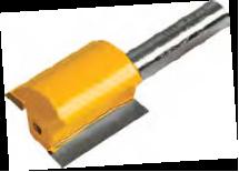 Пазовая прямая D=12 мм , H=51 мм, хвостовик d=12 мм