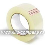 Скотч (лента липкая) 50 мм х 150 м  (36 шт. в коробке / 6 шт. в стяжке) - прозрачная