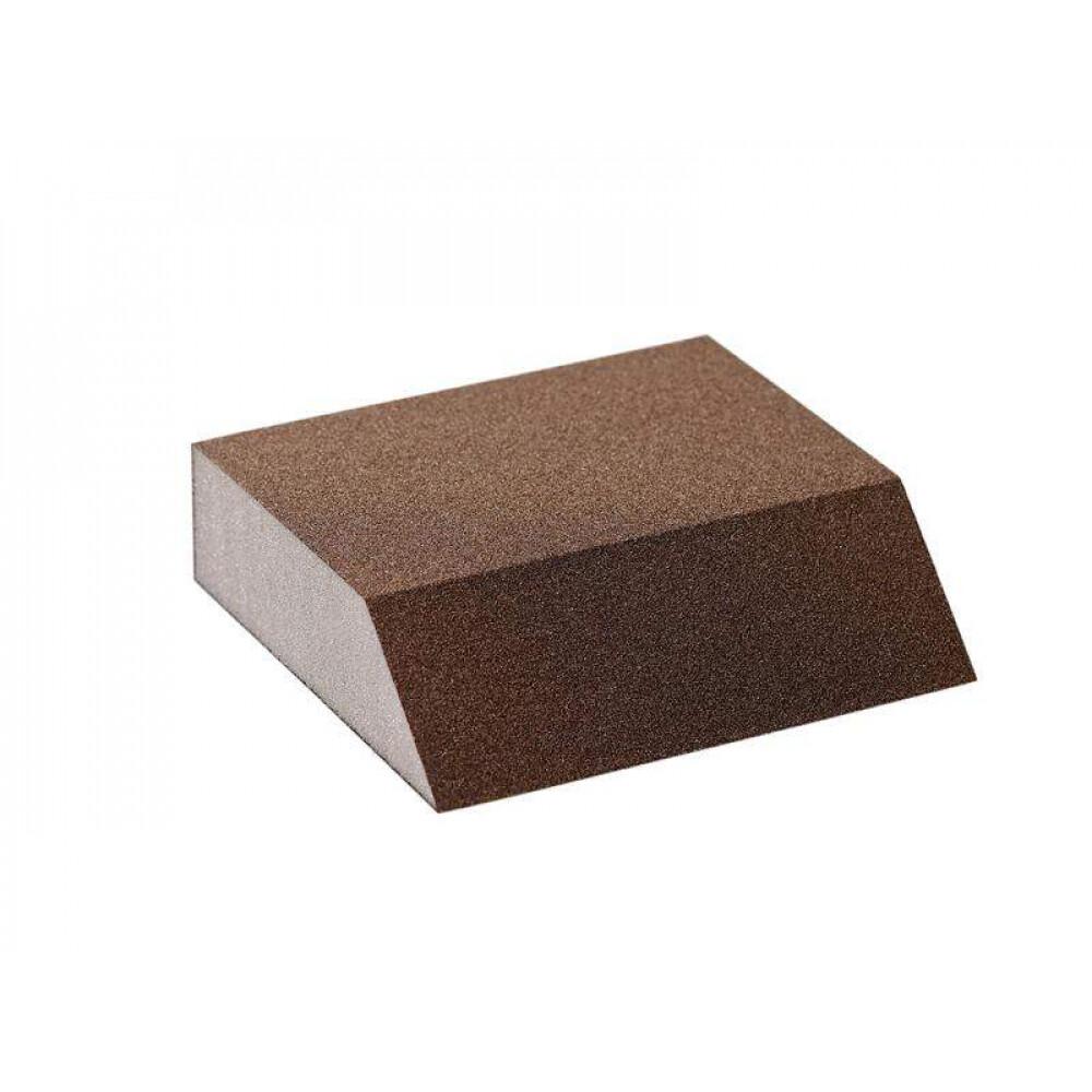 Шлифовальный блок Angel Blok (4-х стор.) Р-100