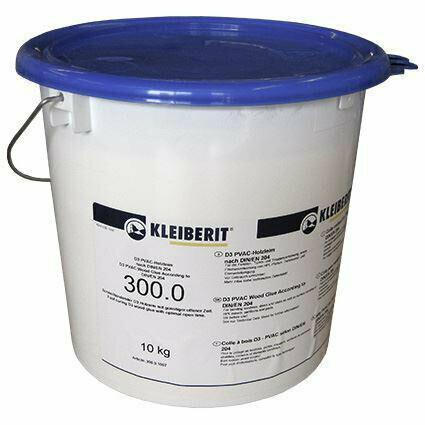 """300.0 - индустриальный клей """"KLEIBERIT"""" (10 кг.)"""