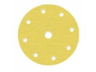 Шлиф. диск GOLD d-150, Р- 100 (9 отв.)