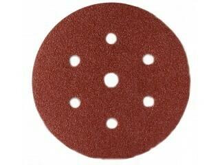 Шлиф. диск DEFLEX d-150, Р-100 (6+1 отв.)- 100 шт./упак.