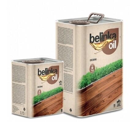 Масло Oil Decking № 204 /палисандр/ 0,75 л. для наружних работ \ Belinka