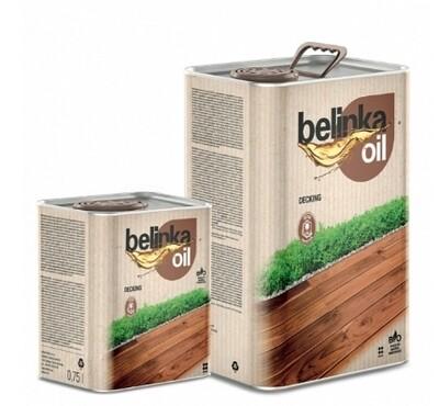 Масло Oil Decking № 201 /натуральный/ 0,75 л. для наружних работ \ Belinka