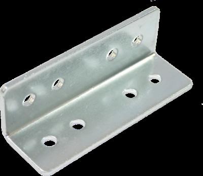 Уголок мебельный 30х90х2,5 мм - цинк (50 шт./упак.)
