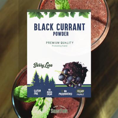 Black Currant powder ~90g / ~3.17oz
