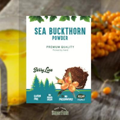 Sea Buckthorn powder ~90g / ~3.17oz