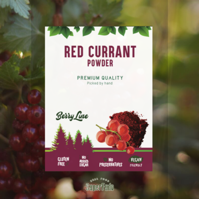 Red Currant powder