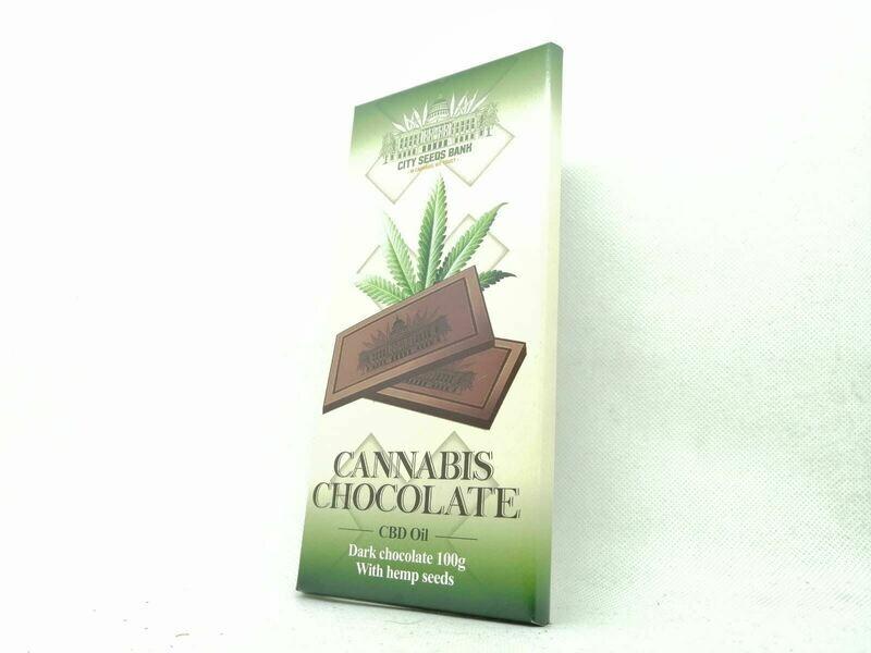 Chocolat CBD