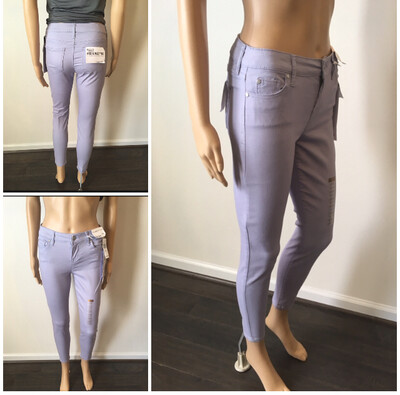 Girl's Celebrity Pink  Grey Skinny Jeans