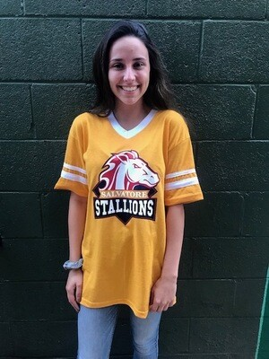 Salvatore Stallions Flag Football Shirt