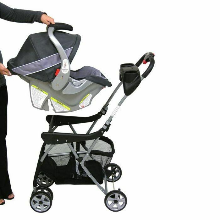 Baby Trend Snap N Go Single Stroller