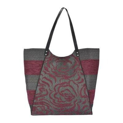 Fhb5 Designer Shopping Bags LE - Maroon