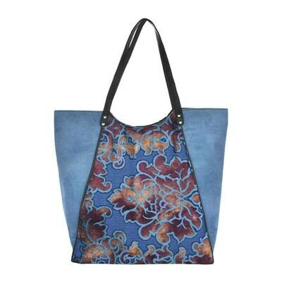 Fhb2 Designer Shopping Bags LE - Turquoise