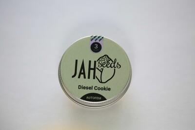 Auto Diesel Cookie