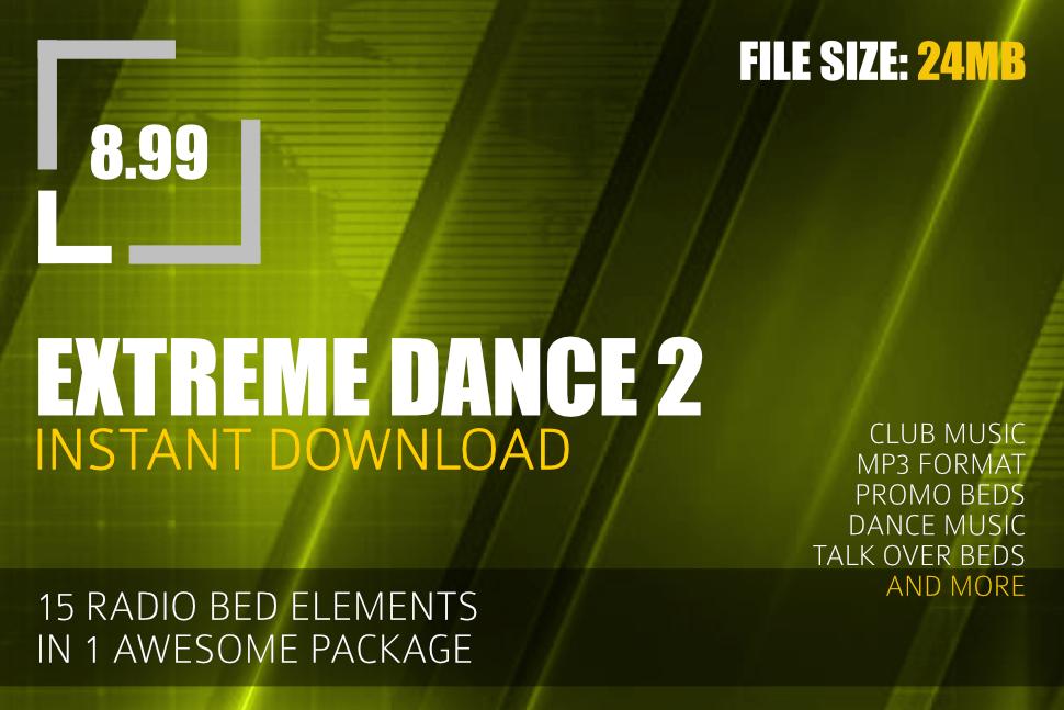 Air Media - Extreme Dance 2