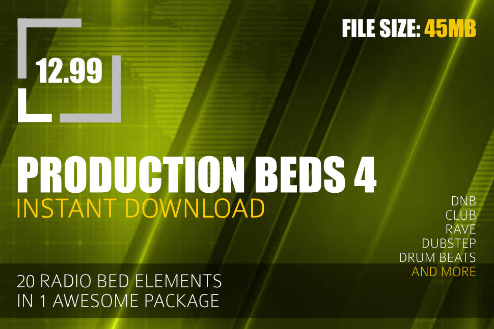 Air Media - Production Beds 4