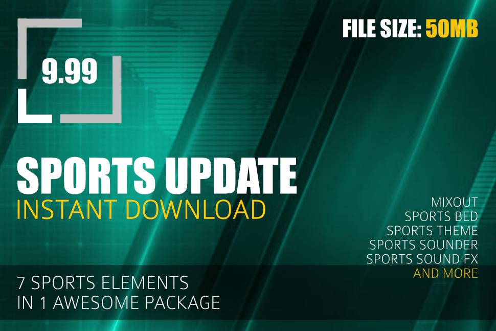 Air Media - Sports Update