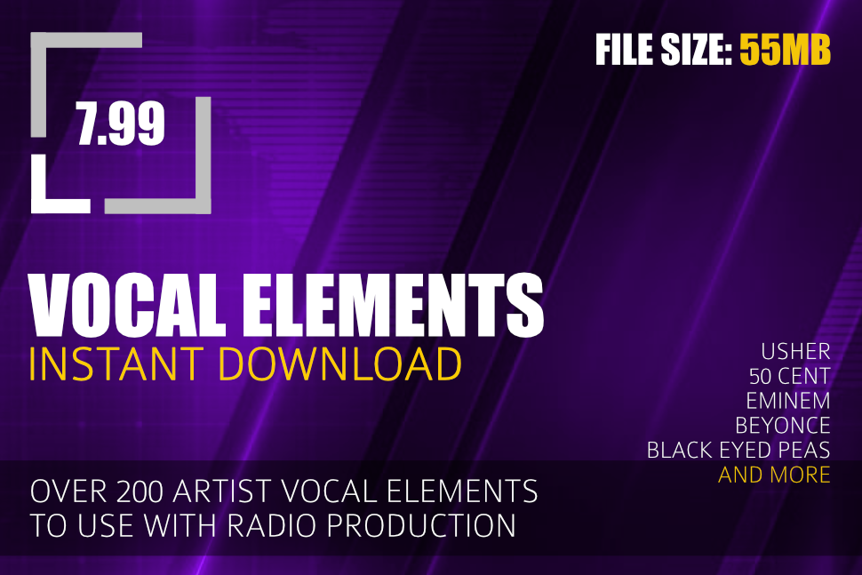 Air Media - Vocal Elements