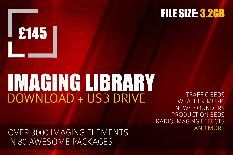 Radio Imaging Library ( FULL ) + USB