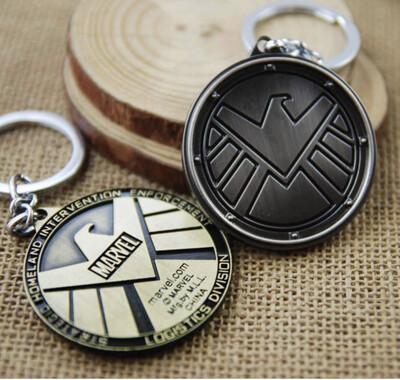 S.H.I.E.L.D Logo Keychain