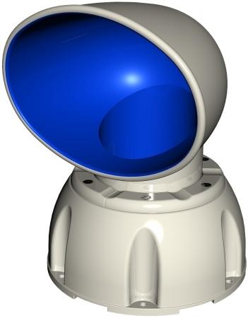 Air-Only Dorade Blue DSDB
