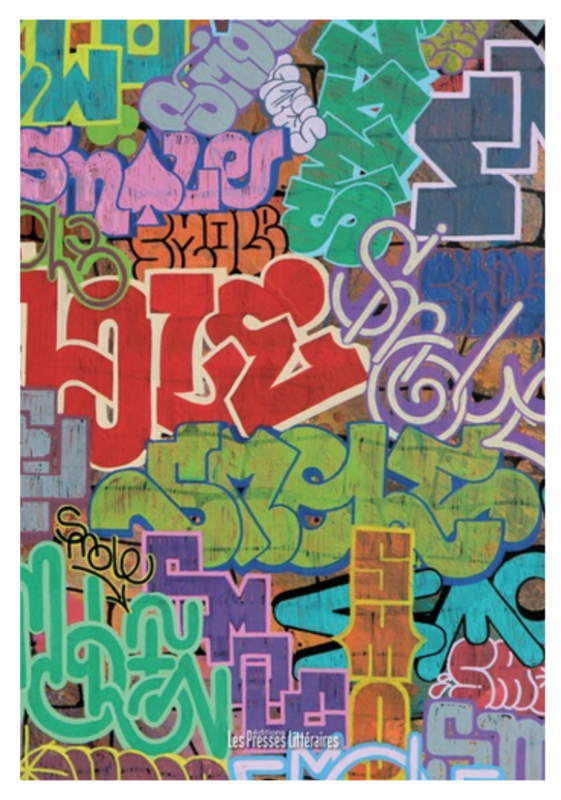 LES PRESSES LITTERAIRES SMOLE C4 TF1 GRAFFITI BOOK SECOND HAND USED COMASOUND KARETL  COLLECTOR
