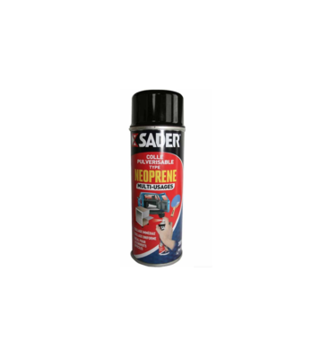 SADER COLLE PULVERISABLE NEOPRENE MULTI-USAGES BOSTIK 200 ML GLUE PRO HOME CAR ART DIY 3549210001348 COMASOUND KARTEL