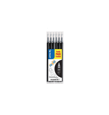PILOT FRIXION BALL FAMILY M 0.7 BLACK SCHOOL RECHARGE STYLO PEN 4902505525612 OFFICE SHOP WRITING LOT SET PACK COMASOUND KARTEL CSK ONLINE