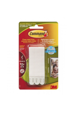 COMMAND 3M LANGUETTES ACCROCHES TABLEAUX 5.4 KG STICK FIXE LOT SET PACK HOME DECORATION BRICOLAGE ART 4046719466627 COMASOUND KARTEL CSK ONLINE
