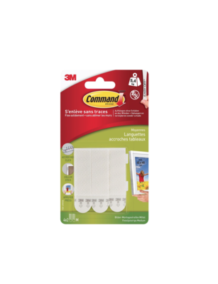 COMMAND 3M LANGUETTES ACCROCHES TABLEAUX 5.4 KG STICK FIXE LOT SET PACK HOME DECORATION BRICOLAGE ART 4046719109357 COMASOUND KARTEL CSK ONLINE