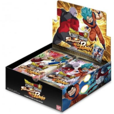 BANDAI DRAGON BALL CARD GAME TB 01 JEU BOITE DE 24 X  12 CARTES JEUX NOEL COLLECTION RARE 4549660317012 COMASOUND KARTEL CSK ONLINE BOOSTER